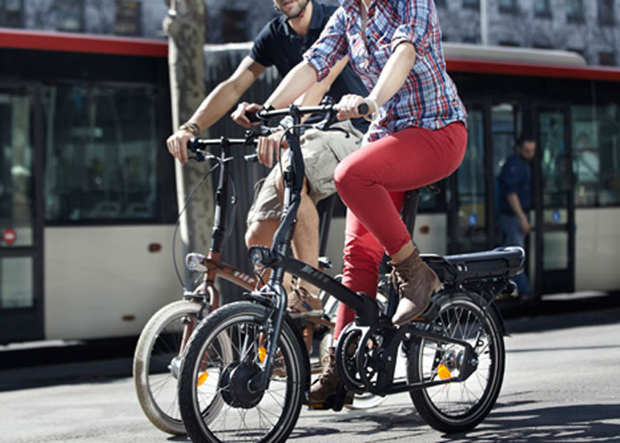 Vélos pliants